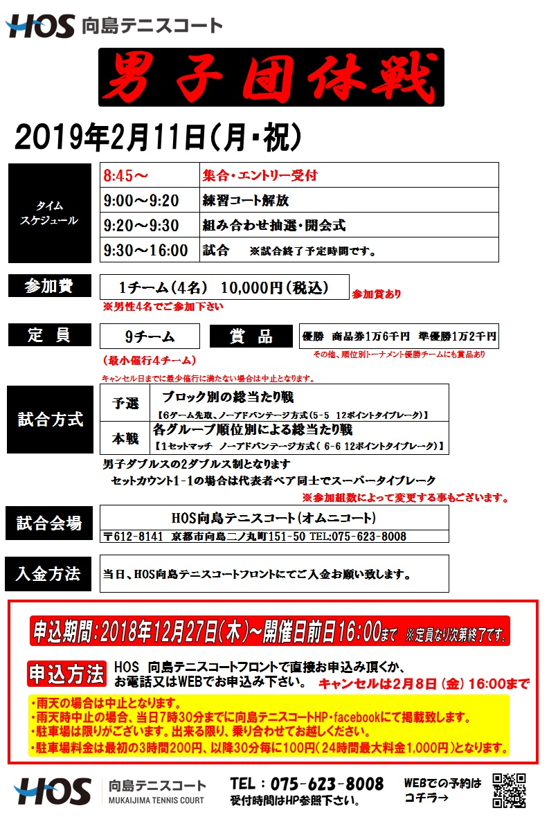 2019.2男子団体