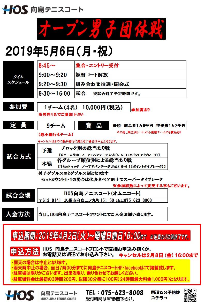 2019.05男子団体