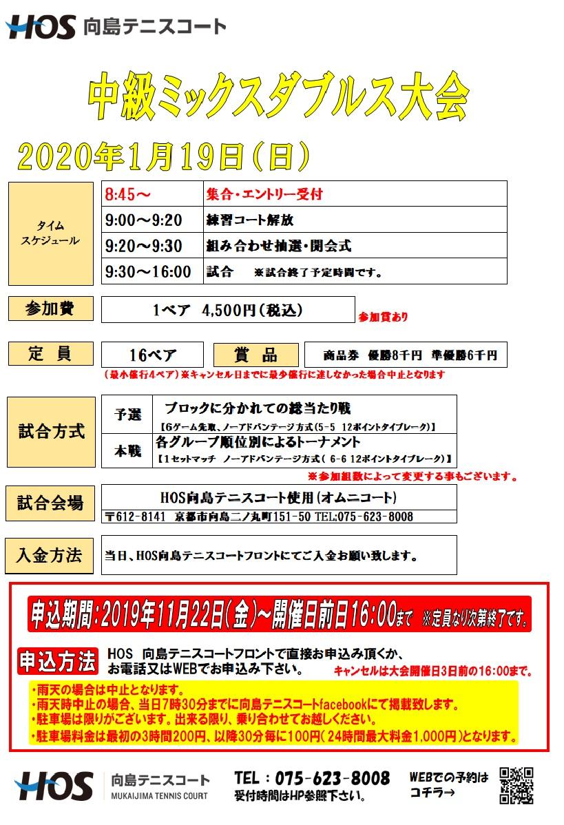 2020.01 中級MIX